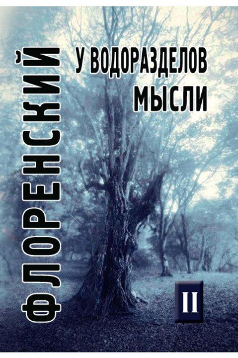 Павел Флоренский «У водоразделов мысли (Черты конкретной метафизики). Том 2»