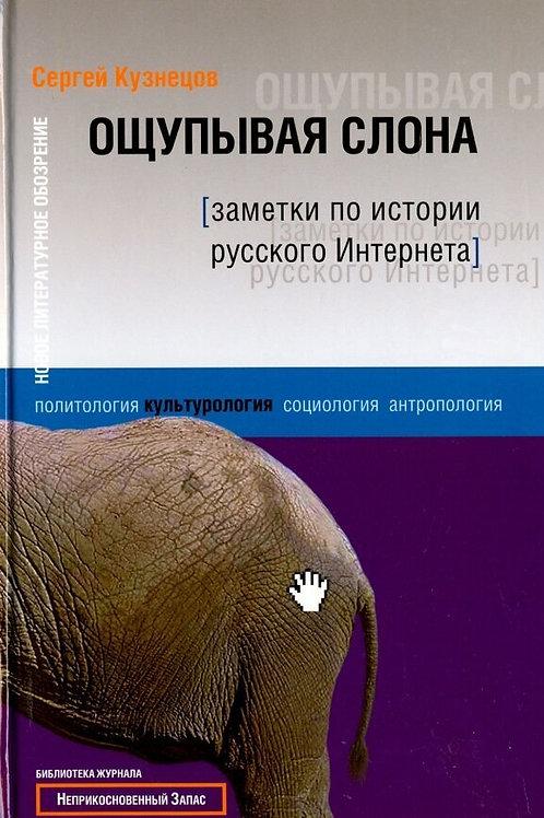 Сергей Кузнецов «Ощупывая слона. Заметки по истории русского Интернета»