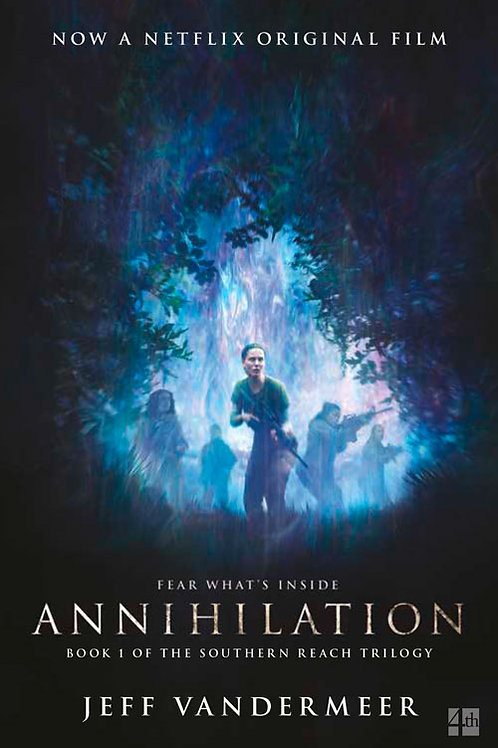 Jeff Vandermeer «Annihilation»
