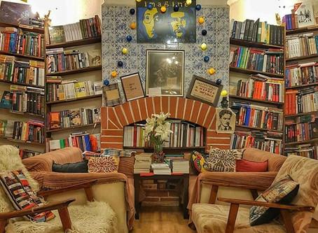 Эволюция книжного магазина «Все свободны»