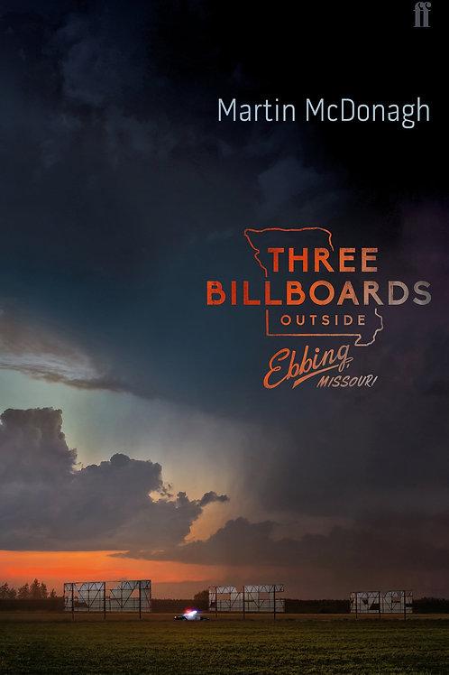 Martin McDonagh «Three Billboards Outside Ebbing, Missouri»