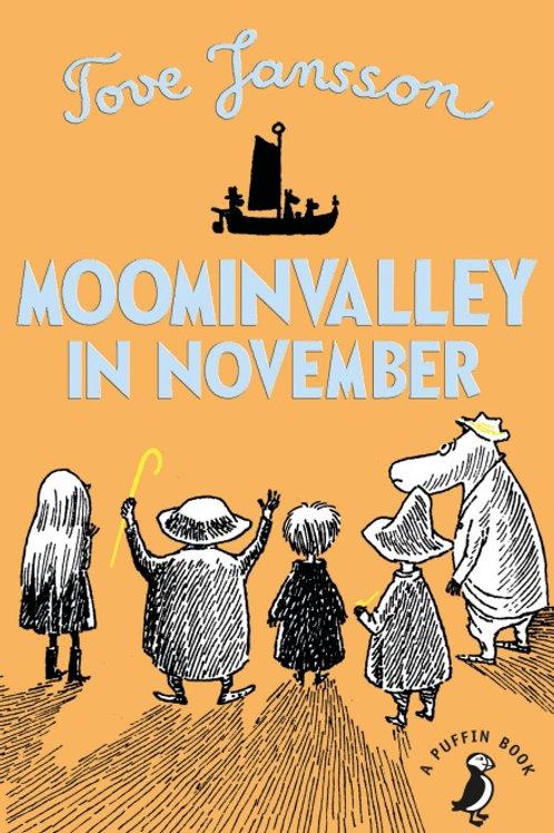 Tove Jansson «Moominvalley in November»