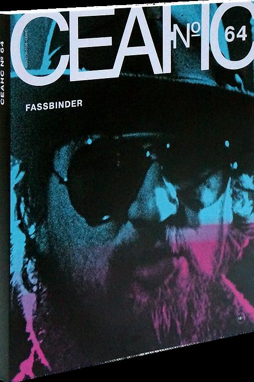 «Сеанс» № 64. «Fassbinder»