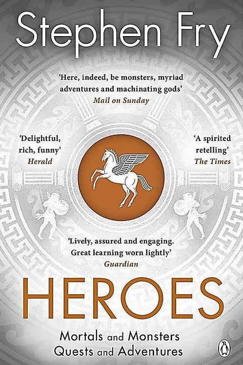 Stephen Fry «Heroes»