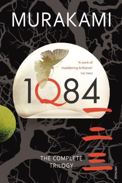 Haruki Murakami «1Q84» (The Complete Trilogy)