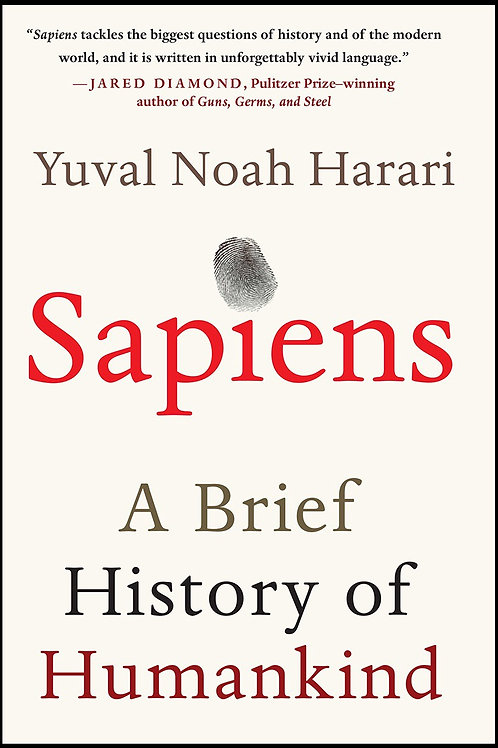 Yuval Noah Harari «Sapiens: A Brief History of Humankind»