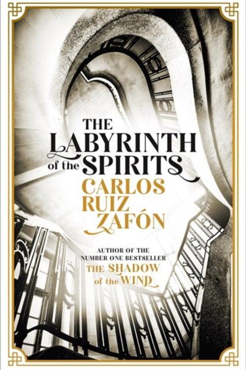 Carlos Ruiz Zafon «The Labyrinth of the Spirits»