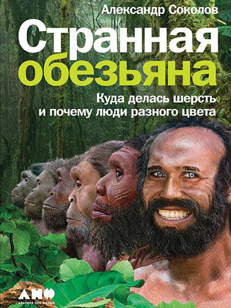 Александр Соколов «Странная обезьяна»