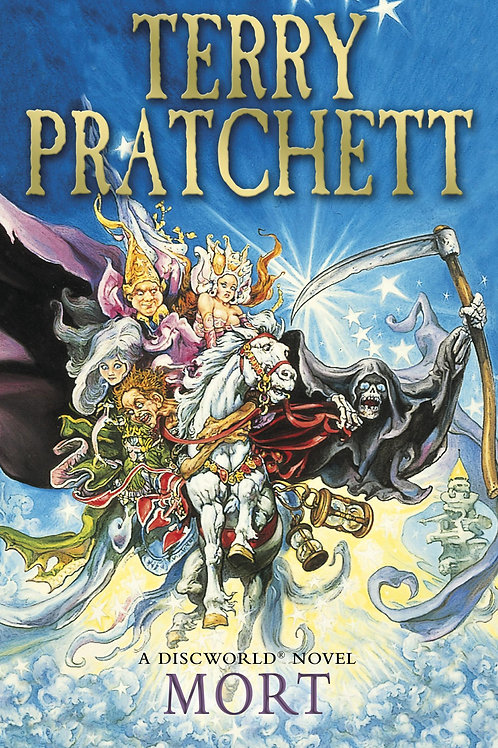 Terry Pratchett «Mort»