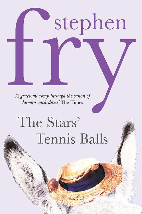 Stephen Fry «The Stars Tennis Balls»