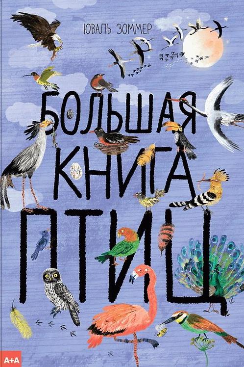 Юваль Зоммер «Большая книга птиц»