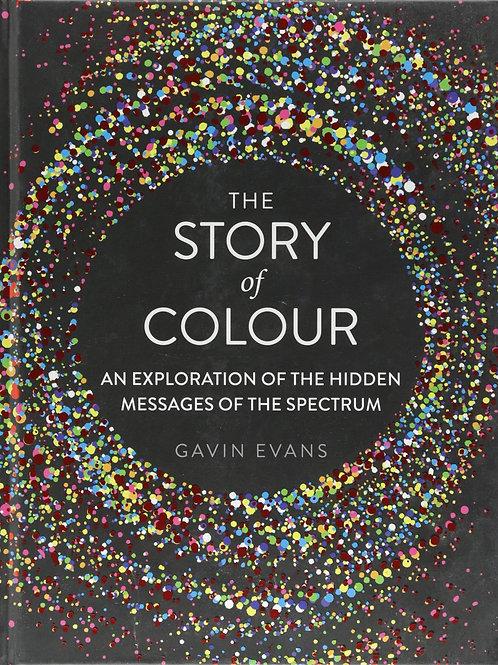 Gavin Evans «The Story of Colour»