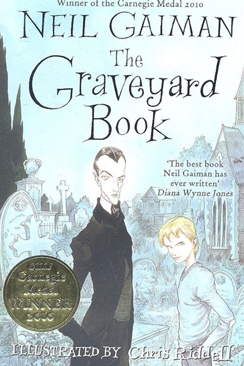 Neil Gaiman «The Graveyard Book»