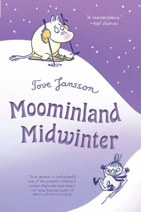 Tove Jansson «Moominland Midwinter»