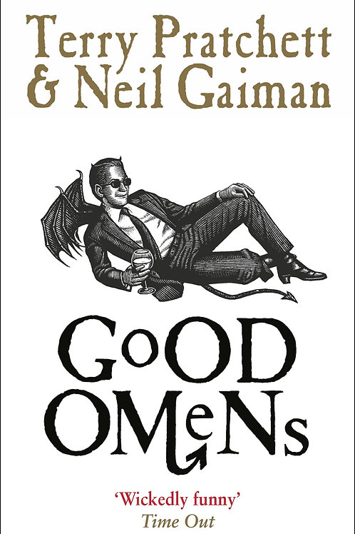 Terry Pratchett, Nail Gaiman «Good Omens»