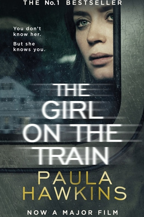 Paula Hawkins «The Girl on the Train»