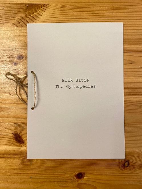 Эрик Сати «The Gymnopédies» (ноты)