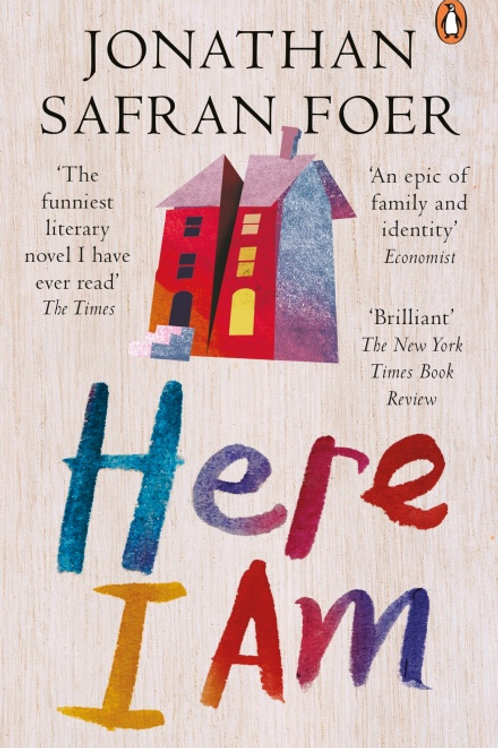 Jonathan Safran Foer «Here I Am»