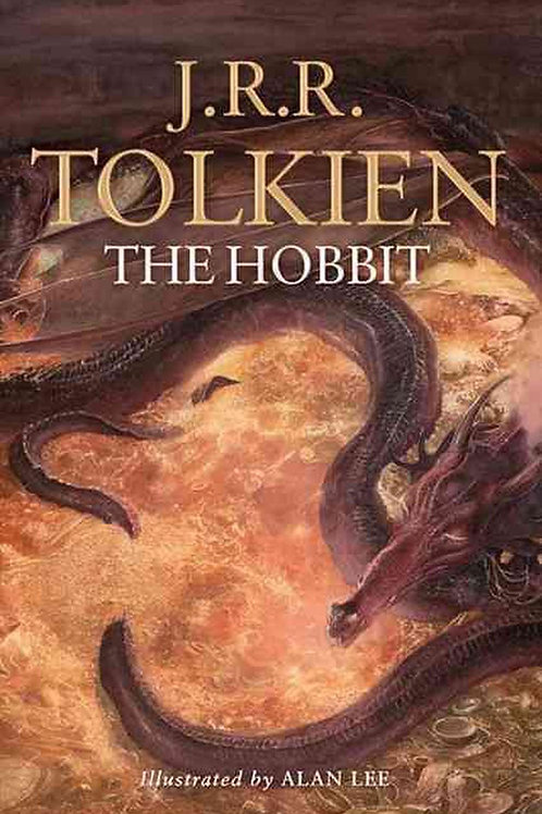 John R. R. Tolkien «The Hobbit» (Illustrated by Alan Lee)