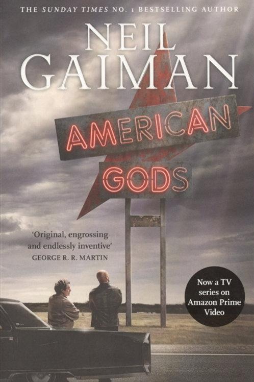 Neil Gaiman «American Gods»
