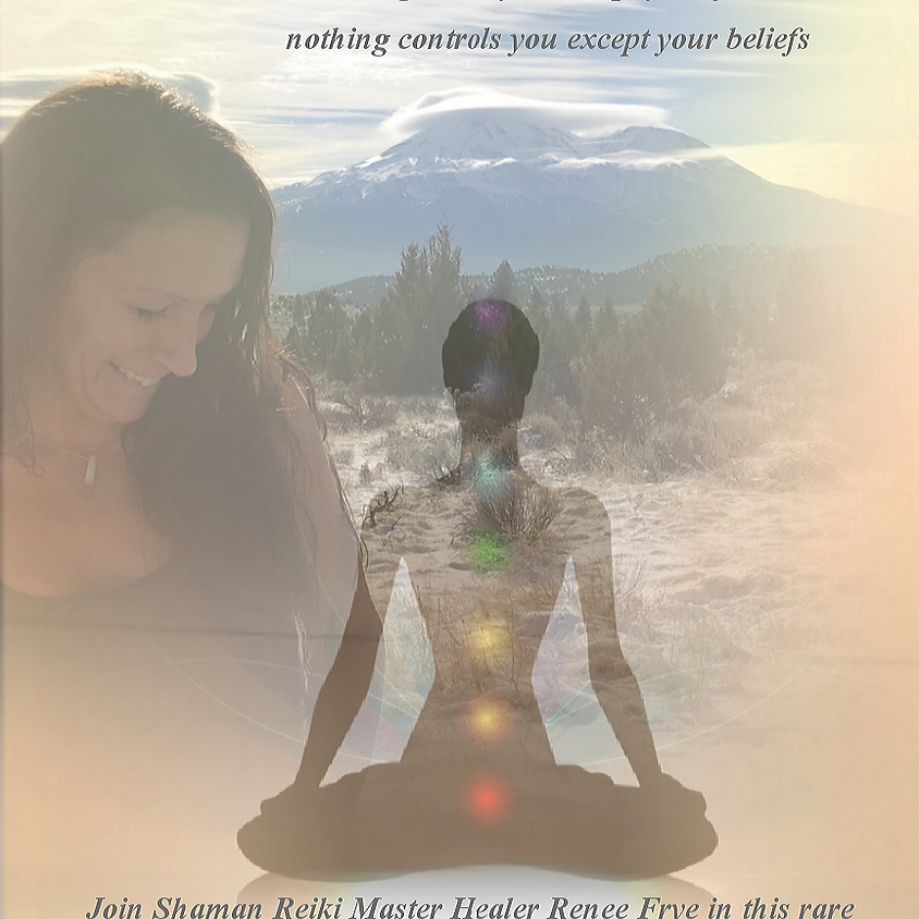 Transformational Chakra Workshop 2 1/2 hr (All Levels)