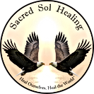 Renee Frye, Owner of Sacred Sol Healing Institute. She is a Shaman Reiki Master Healer and Instructor   Mindful Master Yoga Instructor MHIR™ Behavior Response System Founder/Educator