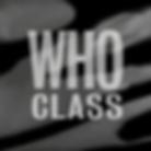 #WhoClass