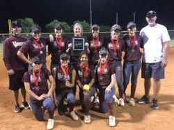 2018 18u Runner up pic USA Softball