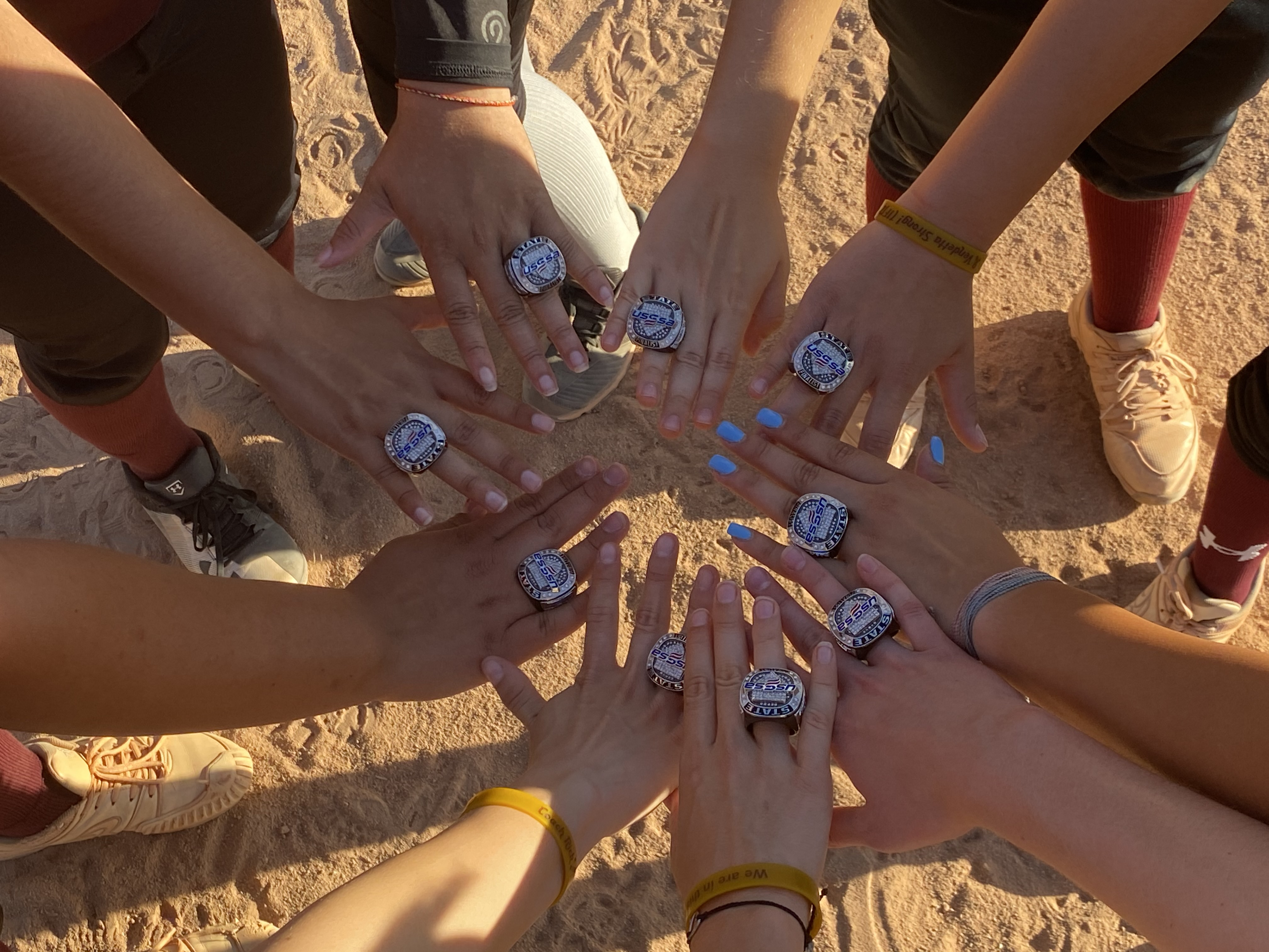 State Champs Rings