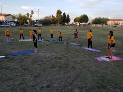 Hickman-yoga