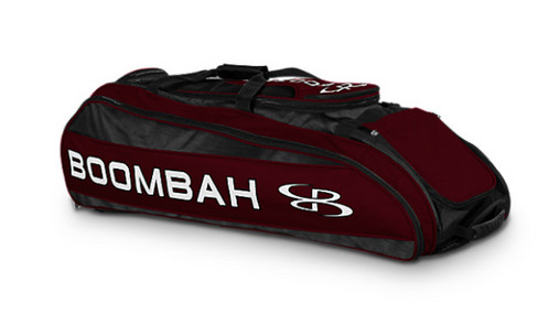 Larger Bag For Catchers Equipment Includes Flap Embroidered With Vendetta Logo Player Name And Number