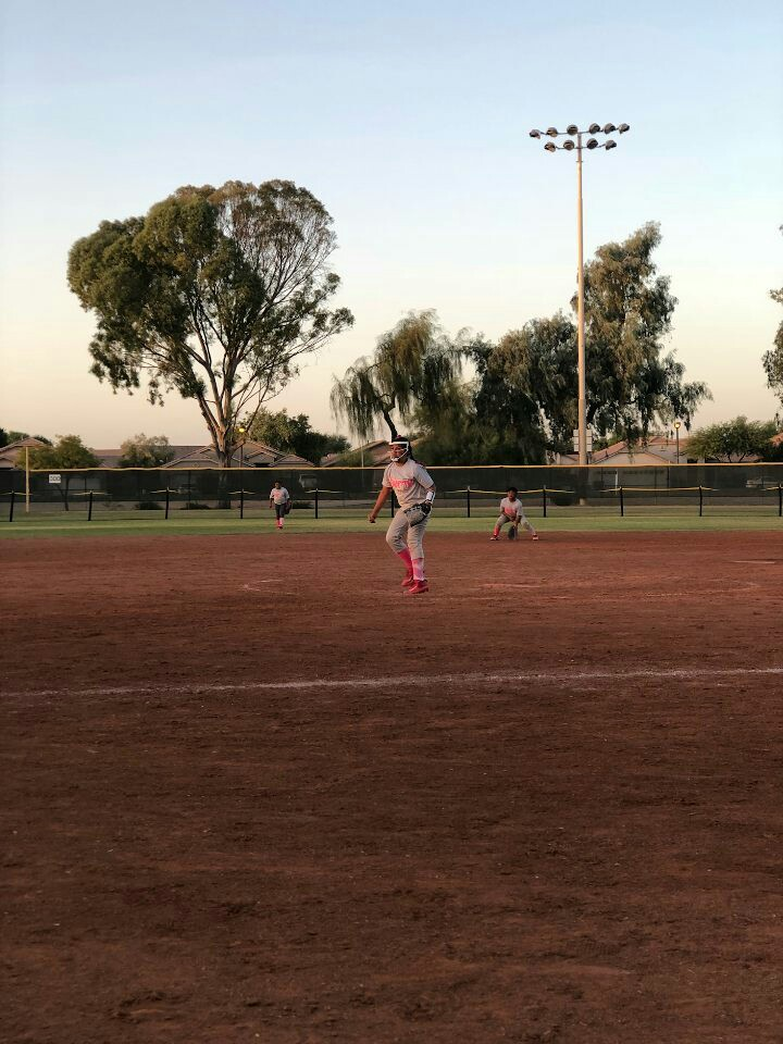 pitching in AZ