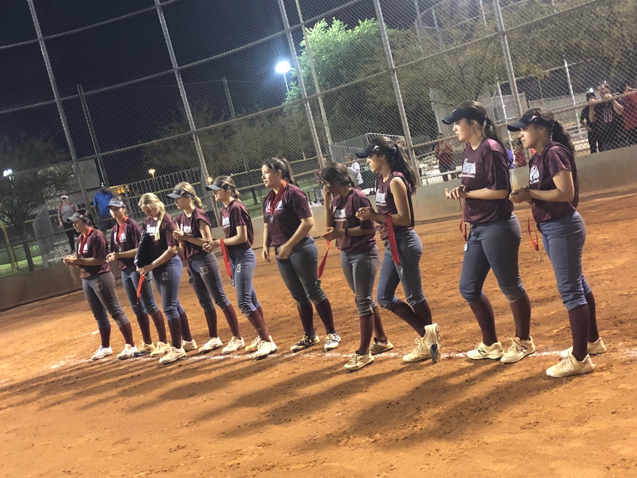 2018 18u Runner up pic USA Softball 2