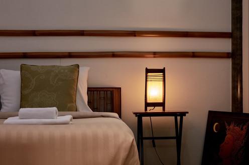 Stylish rooms