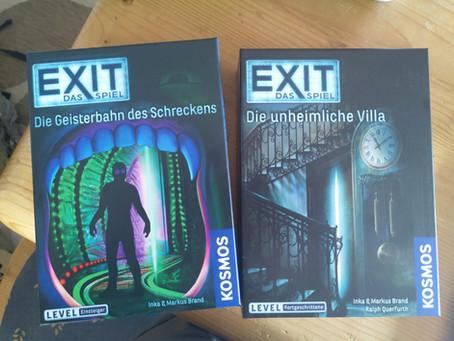 EXIT – ein Spiel mit Suchtfaktor…