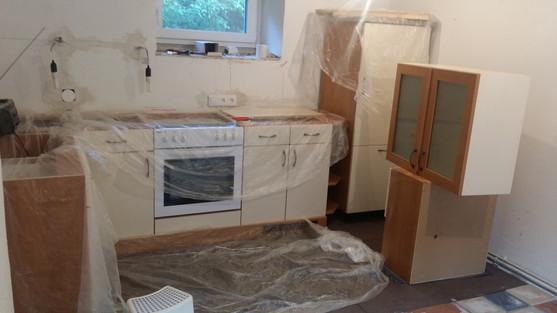 Küche Workshopraum