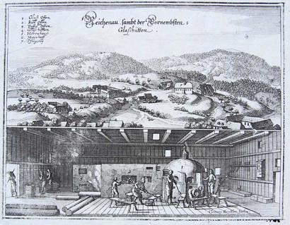 Reichenau um das 15 Jhdt.