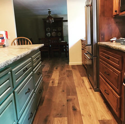 Painted Island Alder Stain