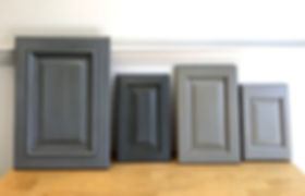 Painted Cabinet Door Samples