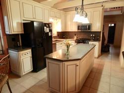 Glamorous Cabin Kitchen