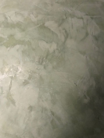 Emerald Green Venetian Plaster