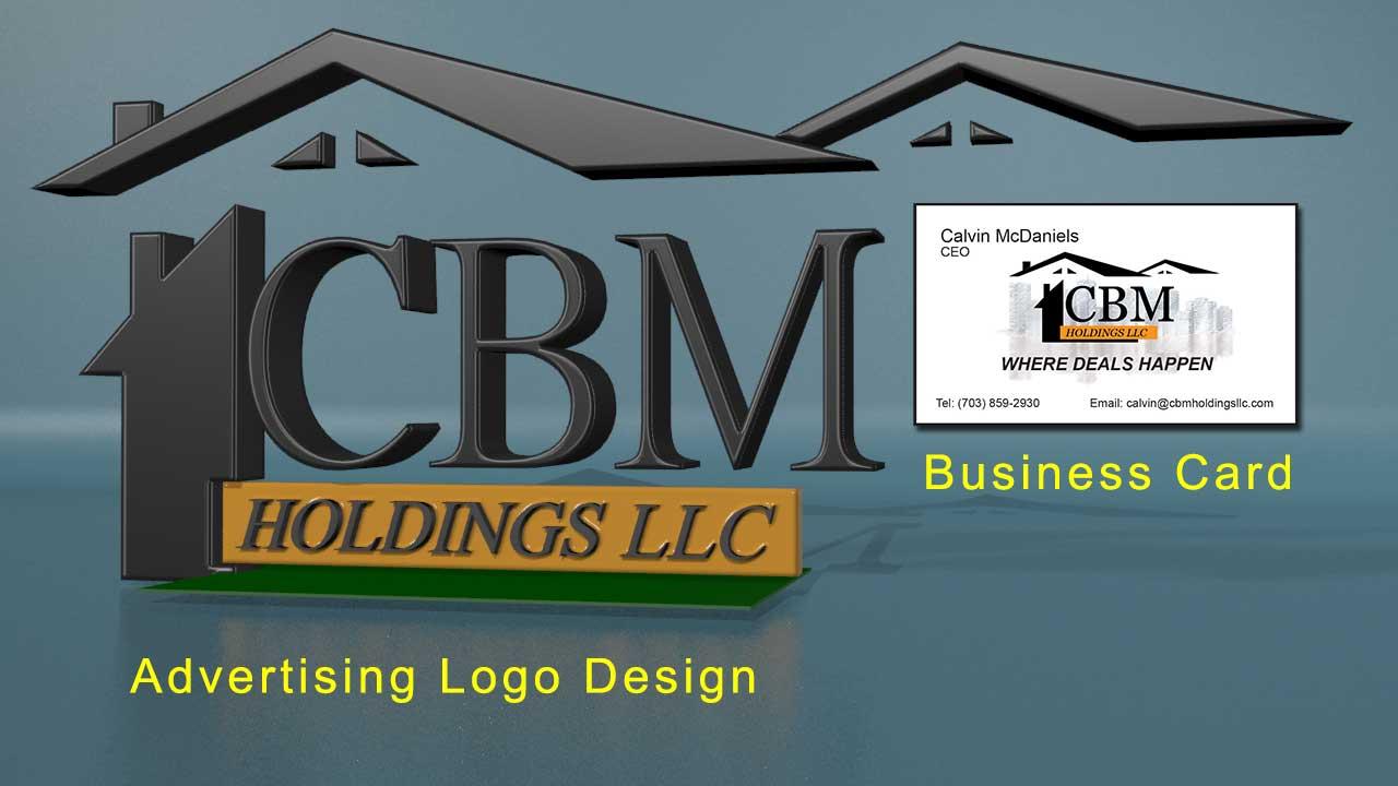 Branding|3D Logo Design