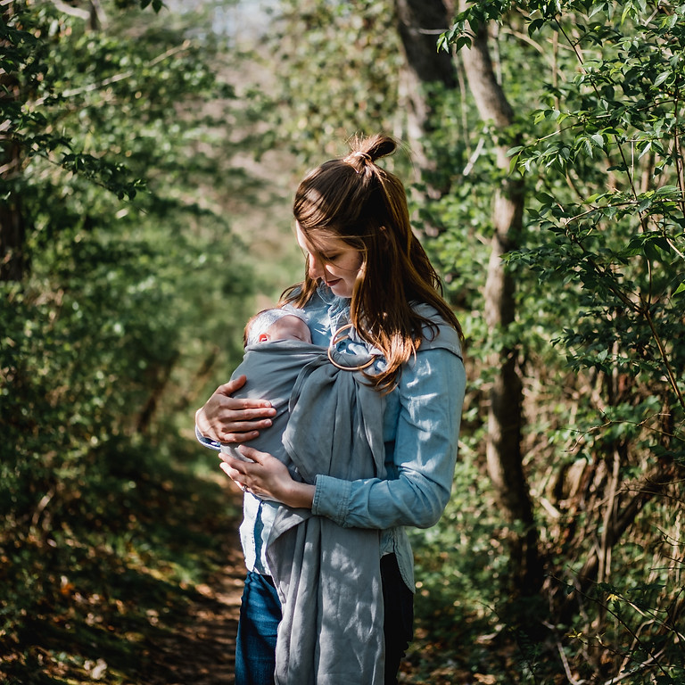 Thrive-Nurturing the New Mother
