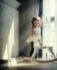 fotograf stavanger barn og hest