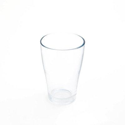 Candid Pint Glass