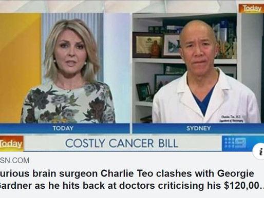 'Furious Brain Surgeon' Ostracised by his peers - Observing the 1 Archetype in Play