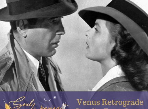 Recycling Old Lovers in Venus Retrograde Season