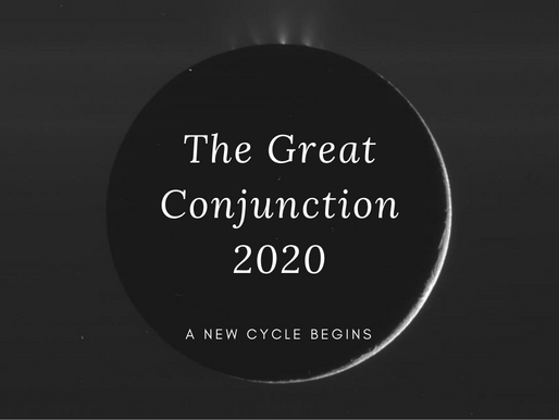 Great Conjunction 2020 Part II - A Calling to Embody our Full Potential