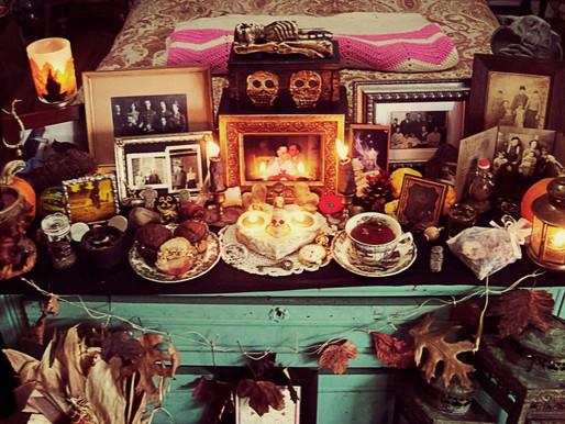 Samhain: Happy New Year, Witches!