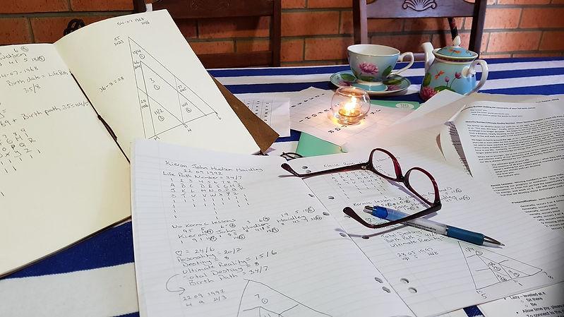 Sally's photo of Numerology Study.jpg